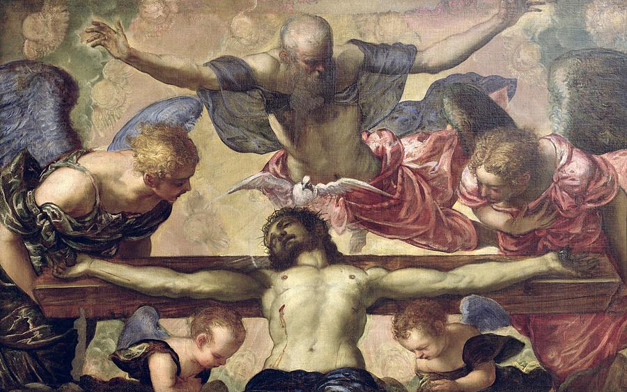 the-trinity-tintoretto